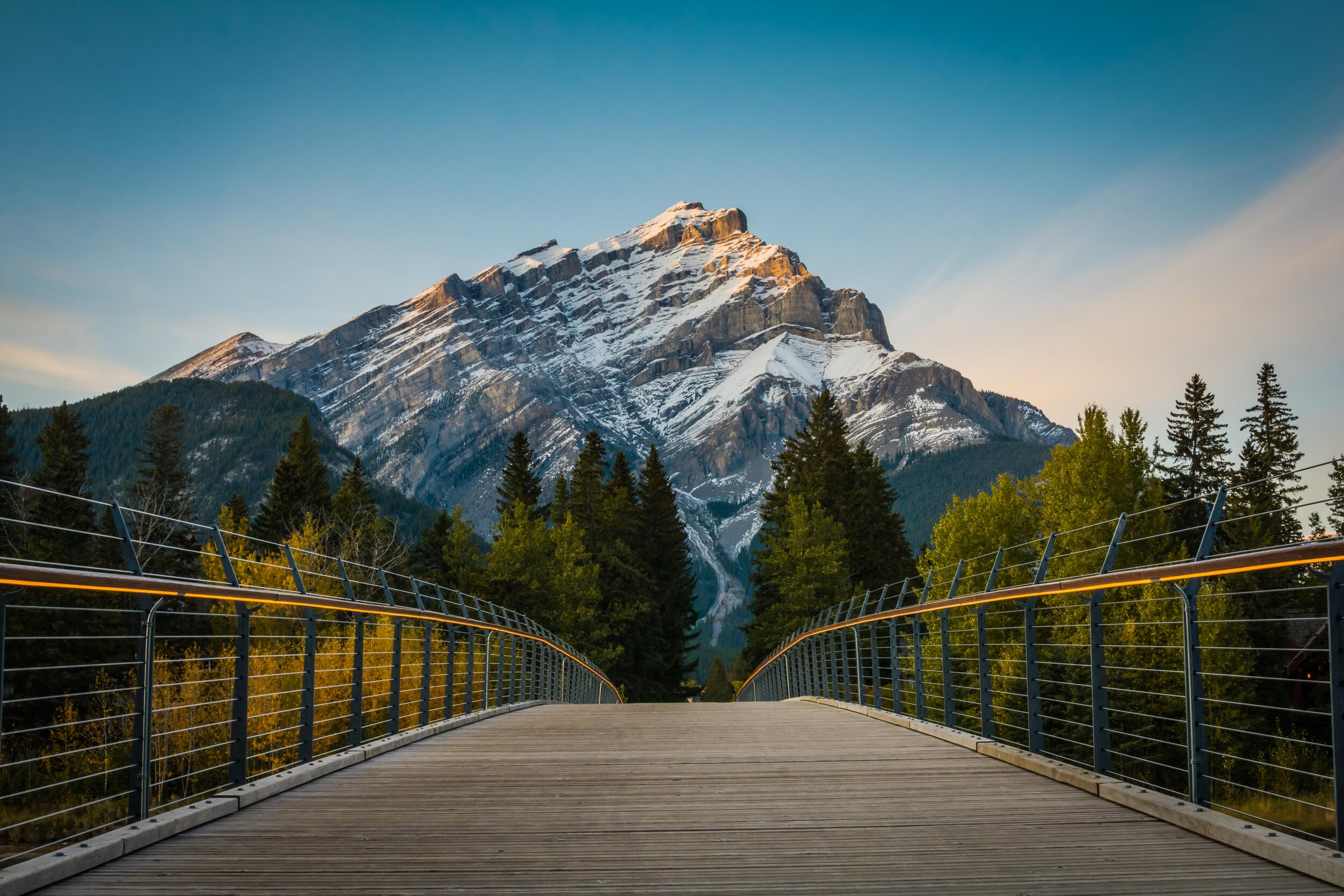 Cascade Footbridge