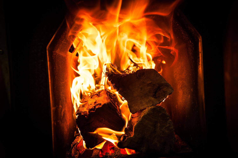 Real wood-smoked BBQ
