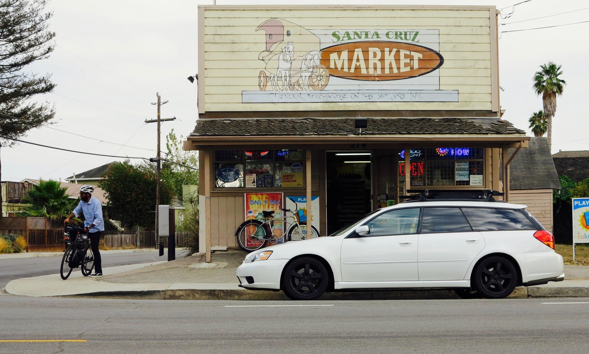 My 2005 Subaru Legacy GT.