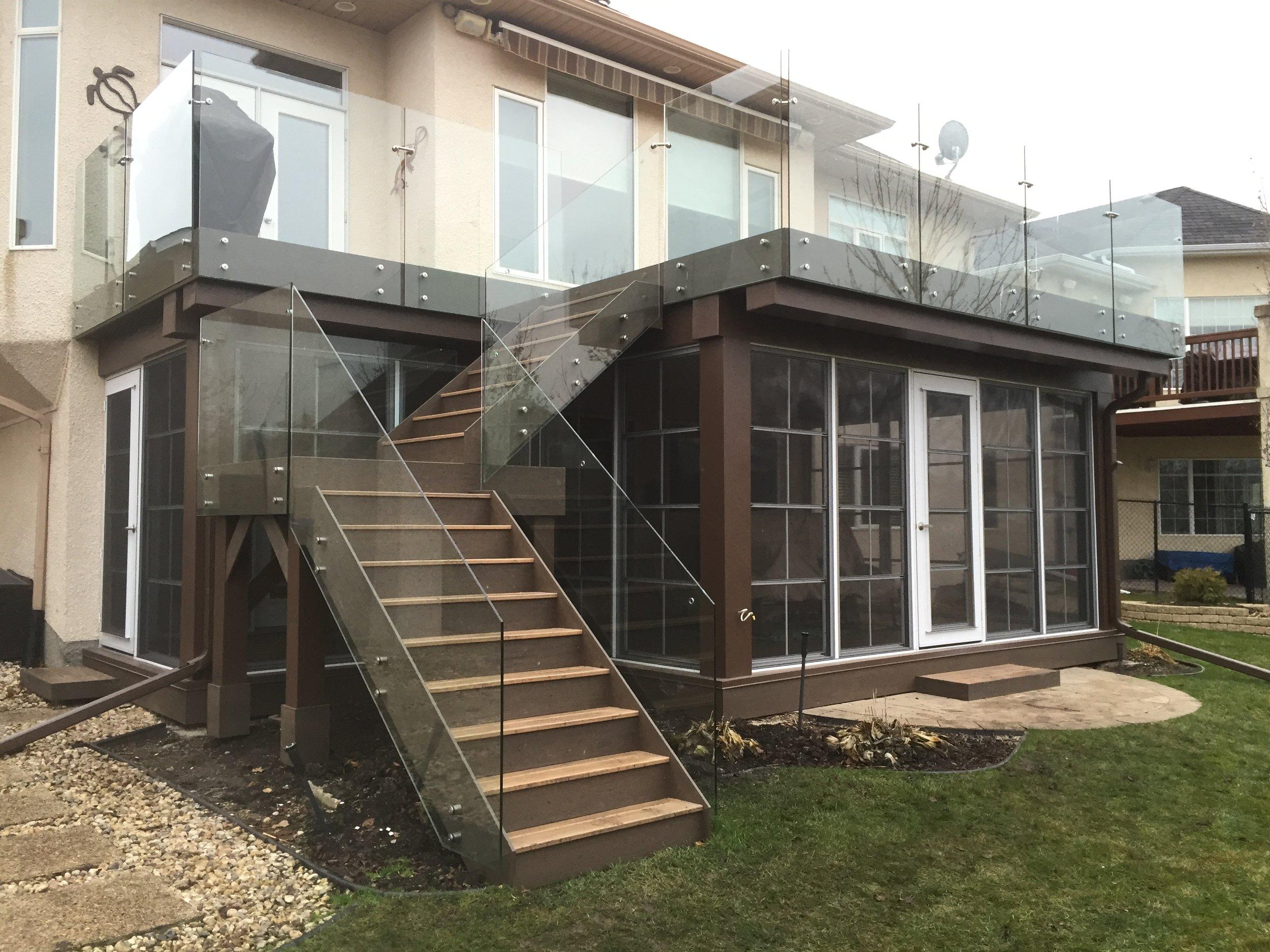 Decks and Sunrooms