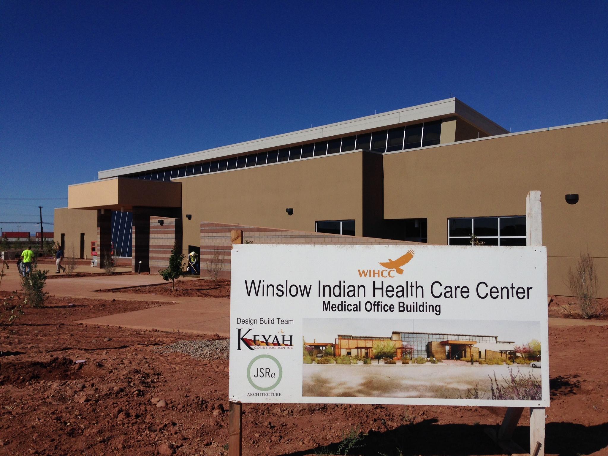 Indian Health Services, Winslow, AZ