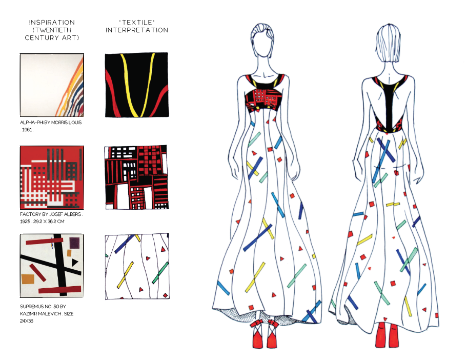 Twentieth Century Dress