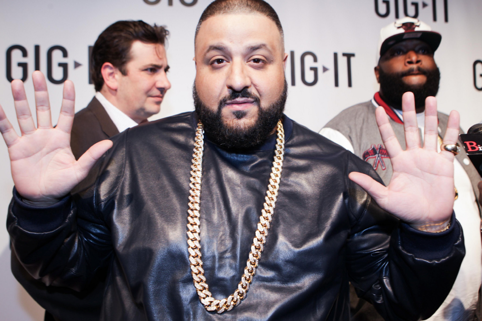 HOT: DJ Khaled
