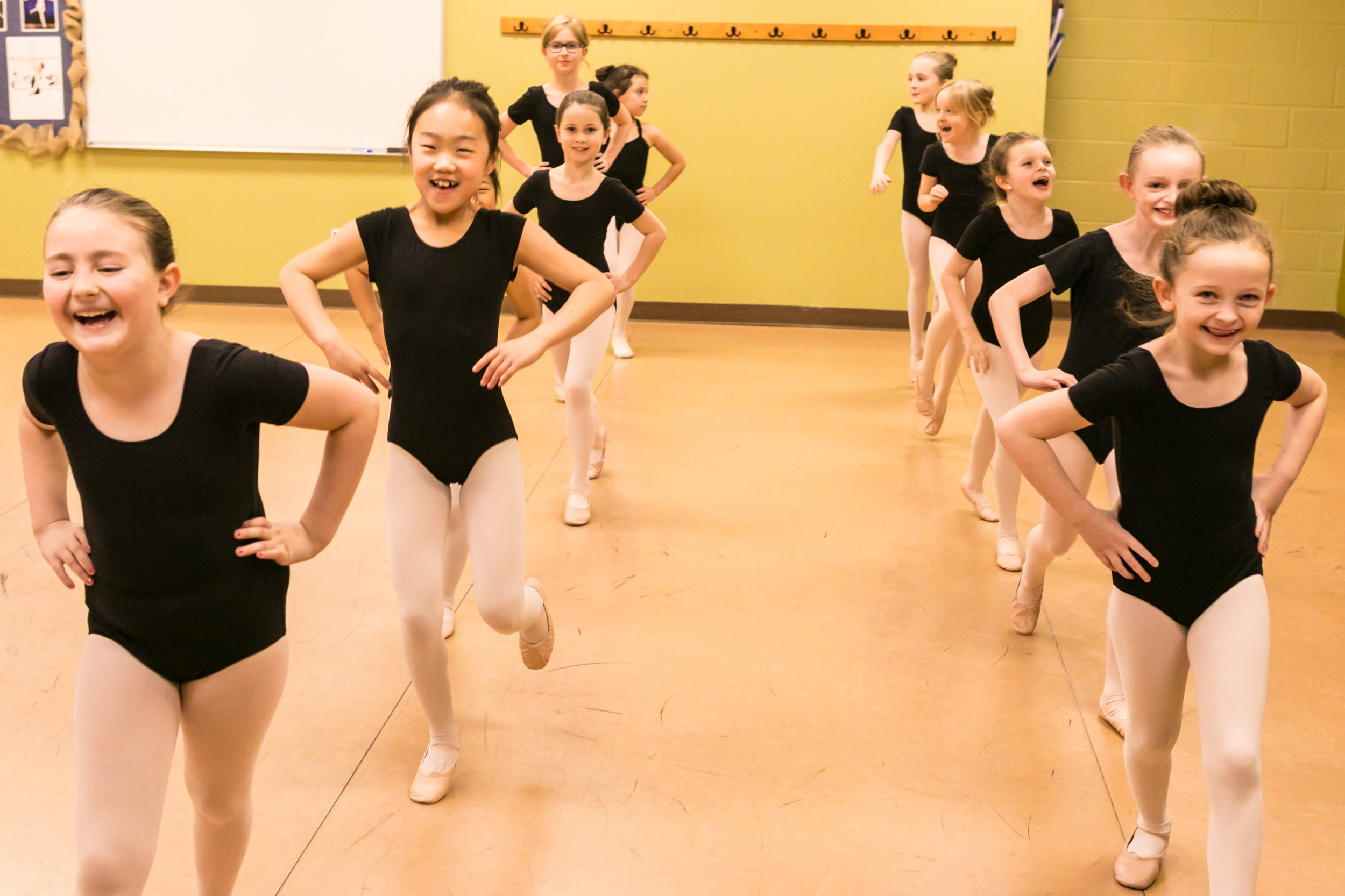 HOMESCHOOL CLASSES   To serve our homeschool community, we offer weekly dance classes scheduled during the school day. Plus, we offer family use of our homeschool room, play area, and playground on site and a 10% off sibling discount.