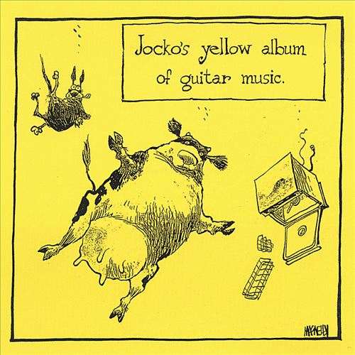 "Jocko MacNelly's ""Jocko's Yellow Album of Guitar Music"""