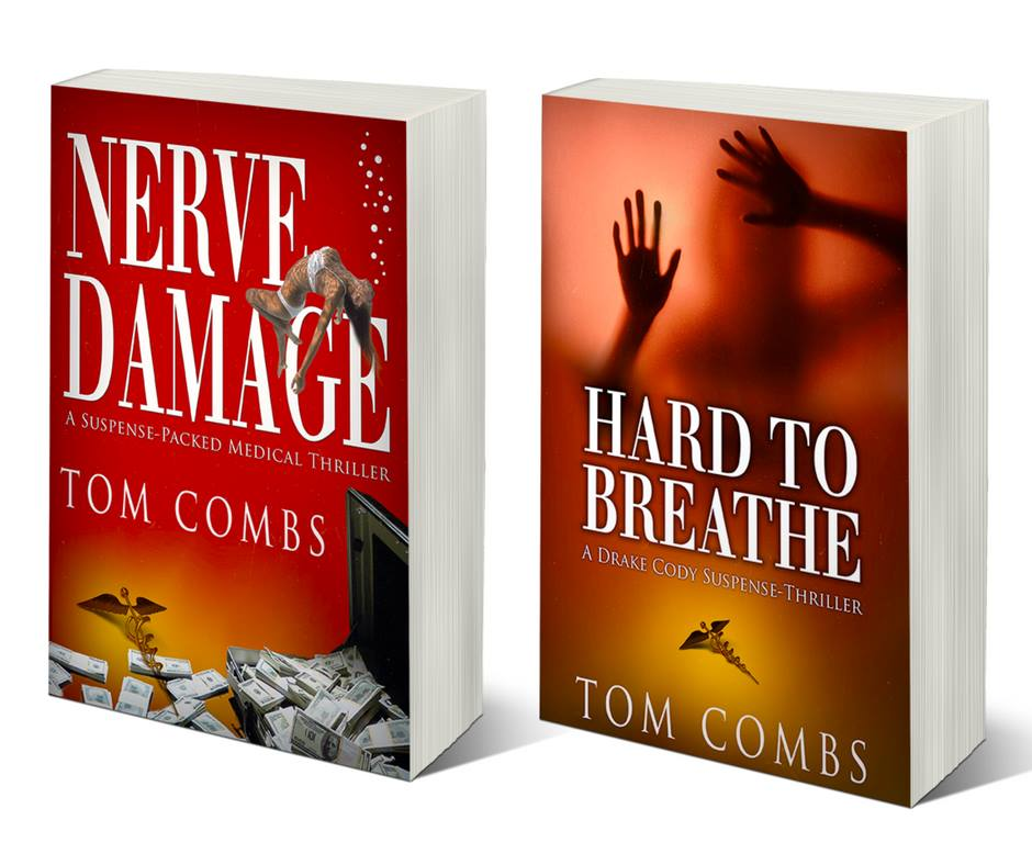 Book 1 & 2 in the Dr. Drake Cody series.