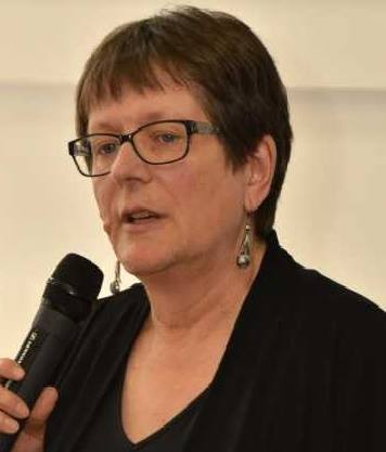 Author Marian Thorpe