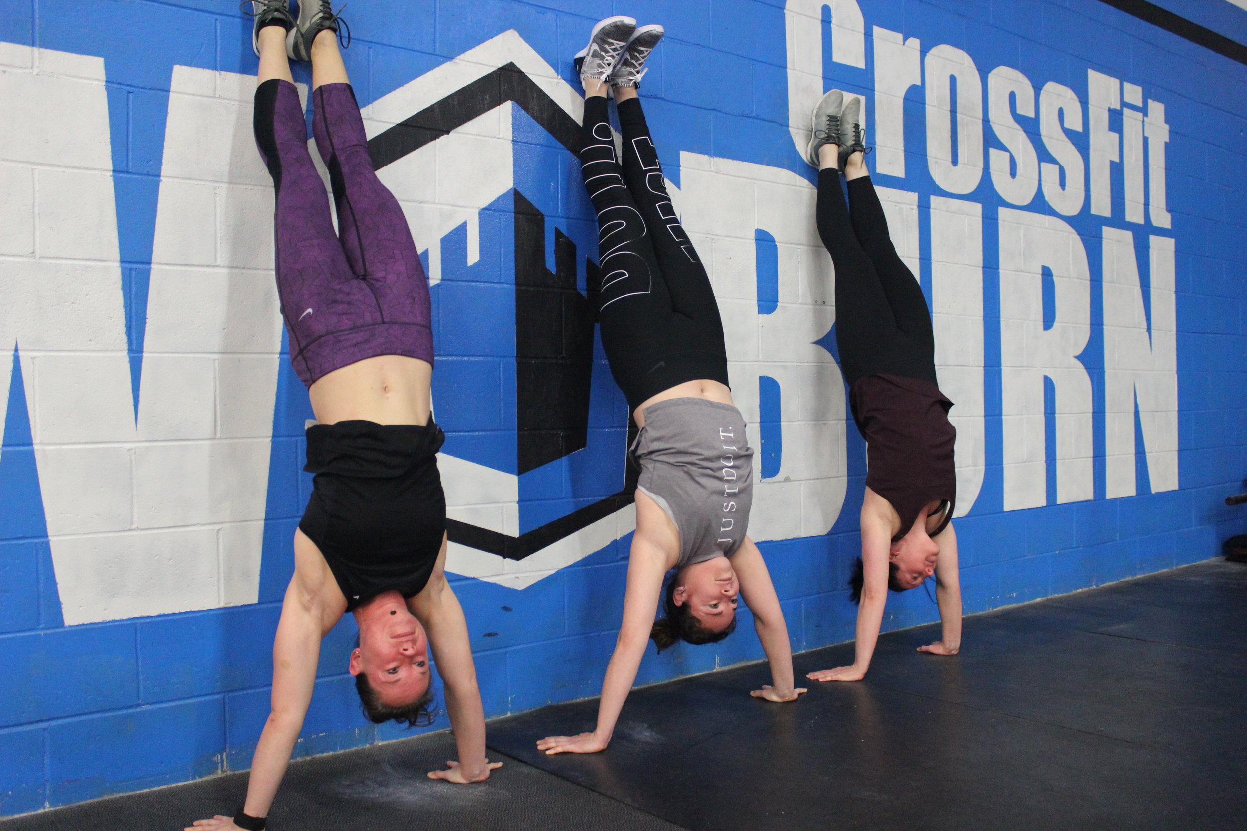 CrossFit Classes -
