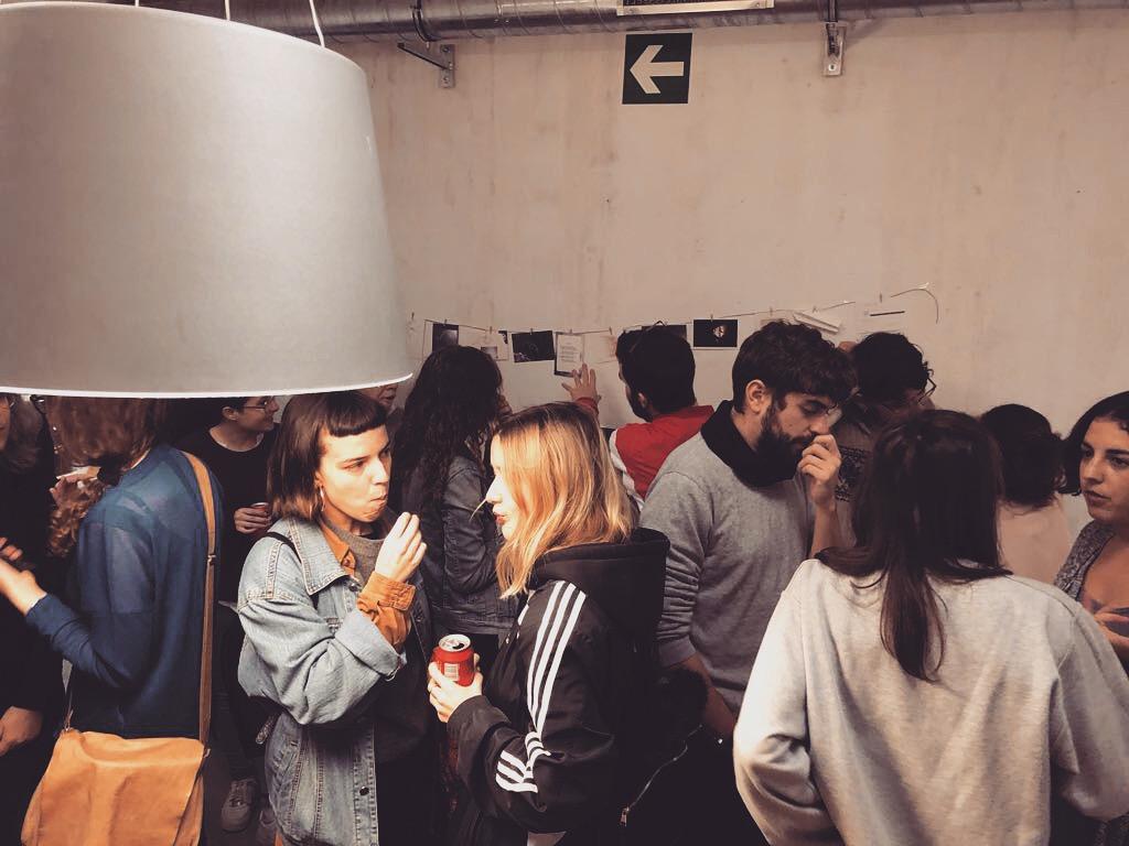 presentación aire / Acid Café