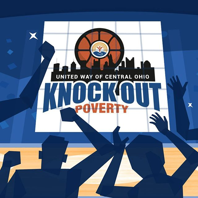 Thanks to you, we made it to Week 2 of #KnockOutPoverty! Help us win our bracket and a share of the $200,000 prize pool in @United Way of Central Ohio's friendly online competition! Go to knockoutpoverty.org today. Special shout out to @Columbia Gas of Ohio for its support!