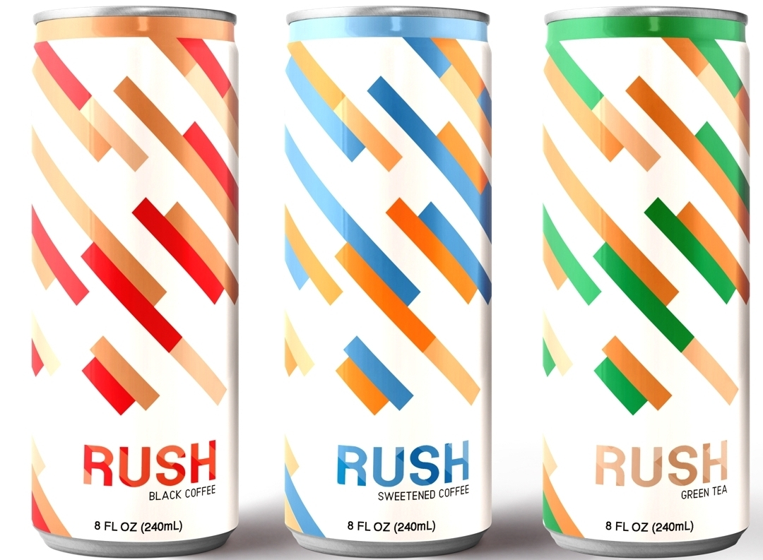 Packaging - Simple, elegant, bold. Colors help tell the story of what's inside.
