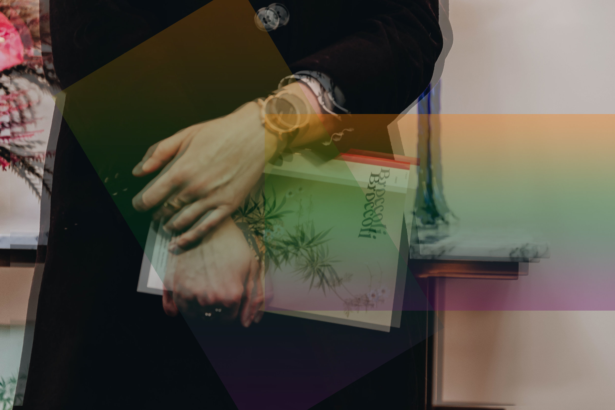 BROCCOLI MAGAZINE LAUNCH PARTY IN PORTLAND / PHOTO CREDIT:  RICK COVEY  / DESIGN CREDIT:  VANESSA ACOSTA