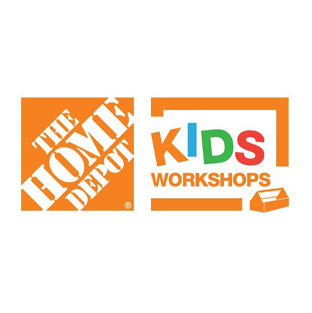 Home Depot Kids Workshops - 6000 SKILLMAN AVE.DALLAS, TX 75231(214) 750-5927