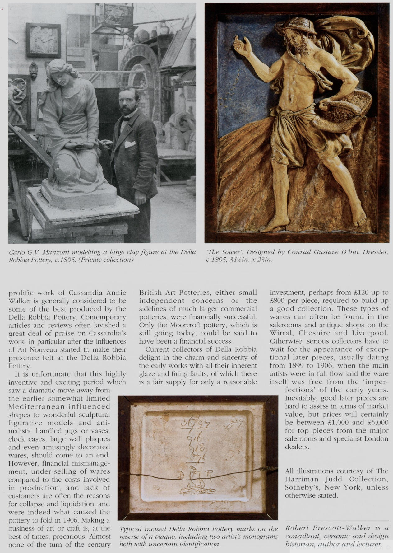 Antique Collecting. February 2001. Volume 35. Number 8.
