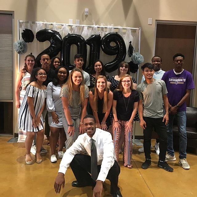 Congrats to our graduating class of 2️⃣0️⃣1️⃣9️⃣ we are honored to be a part of each of your lives. We are sad to see you go but excited to see you grow! Congrats again 🎉🎊