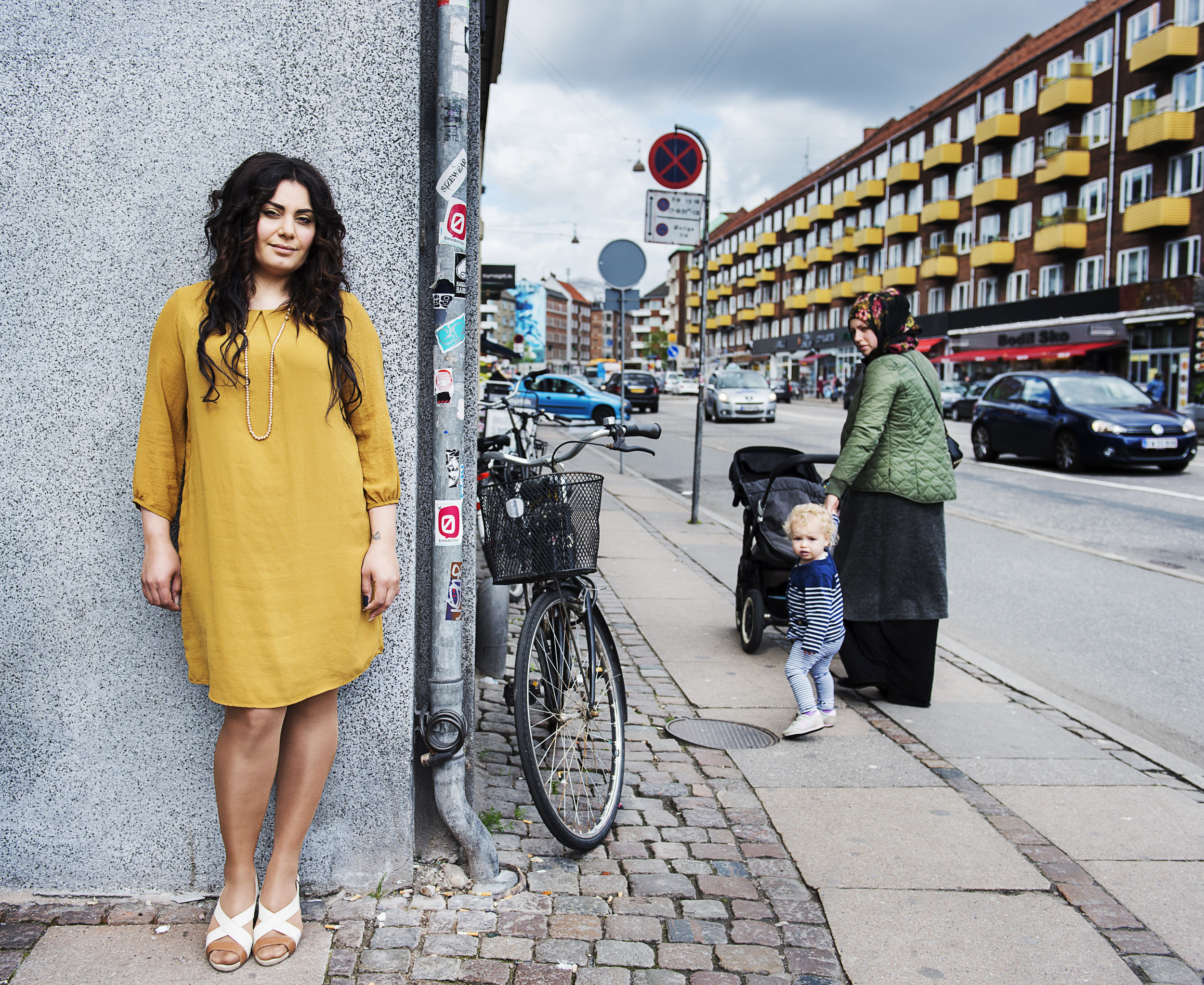 Anahita Neshati Malakians, kandidat for venstre