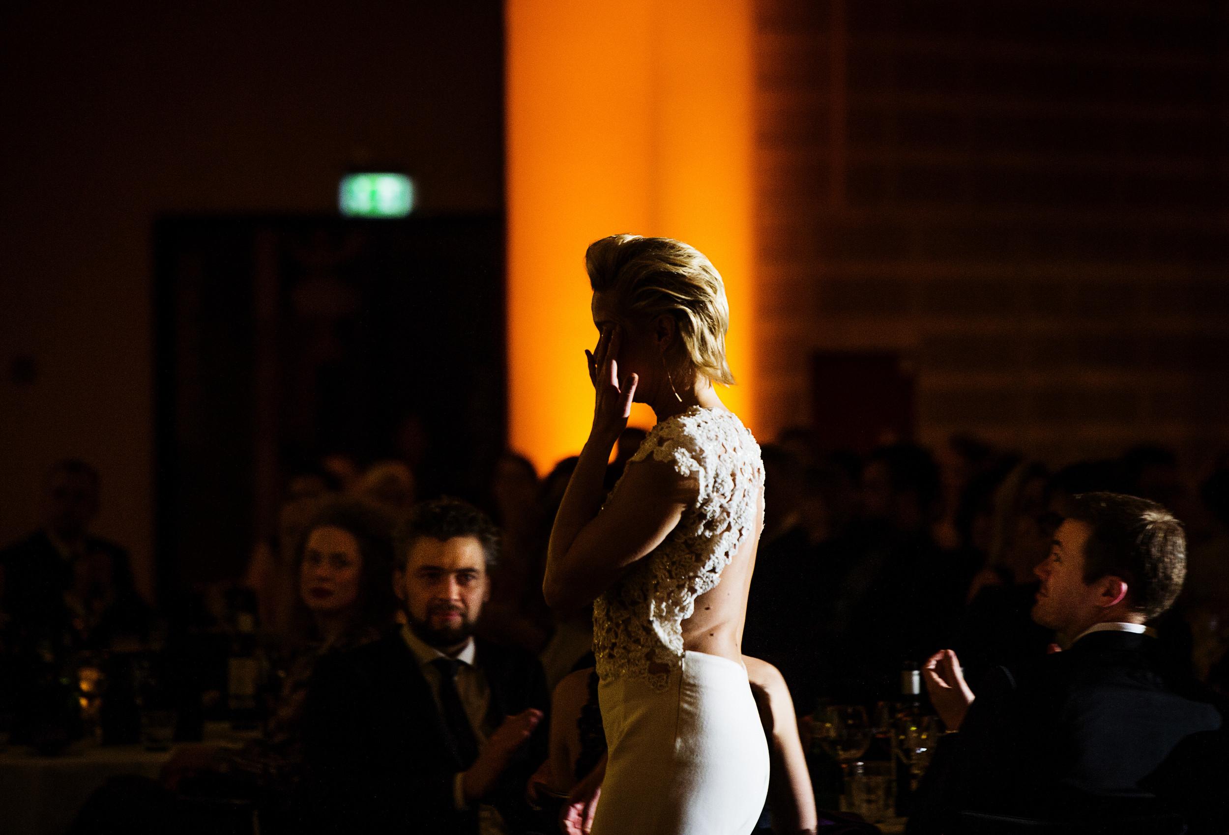 Trine Dyrholm modtager Robert for bedste kvindelige TV-hovedrolle