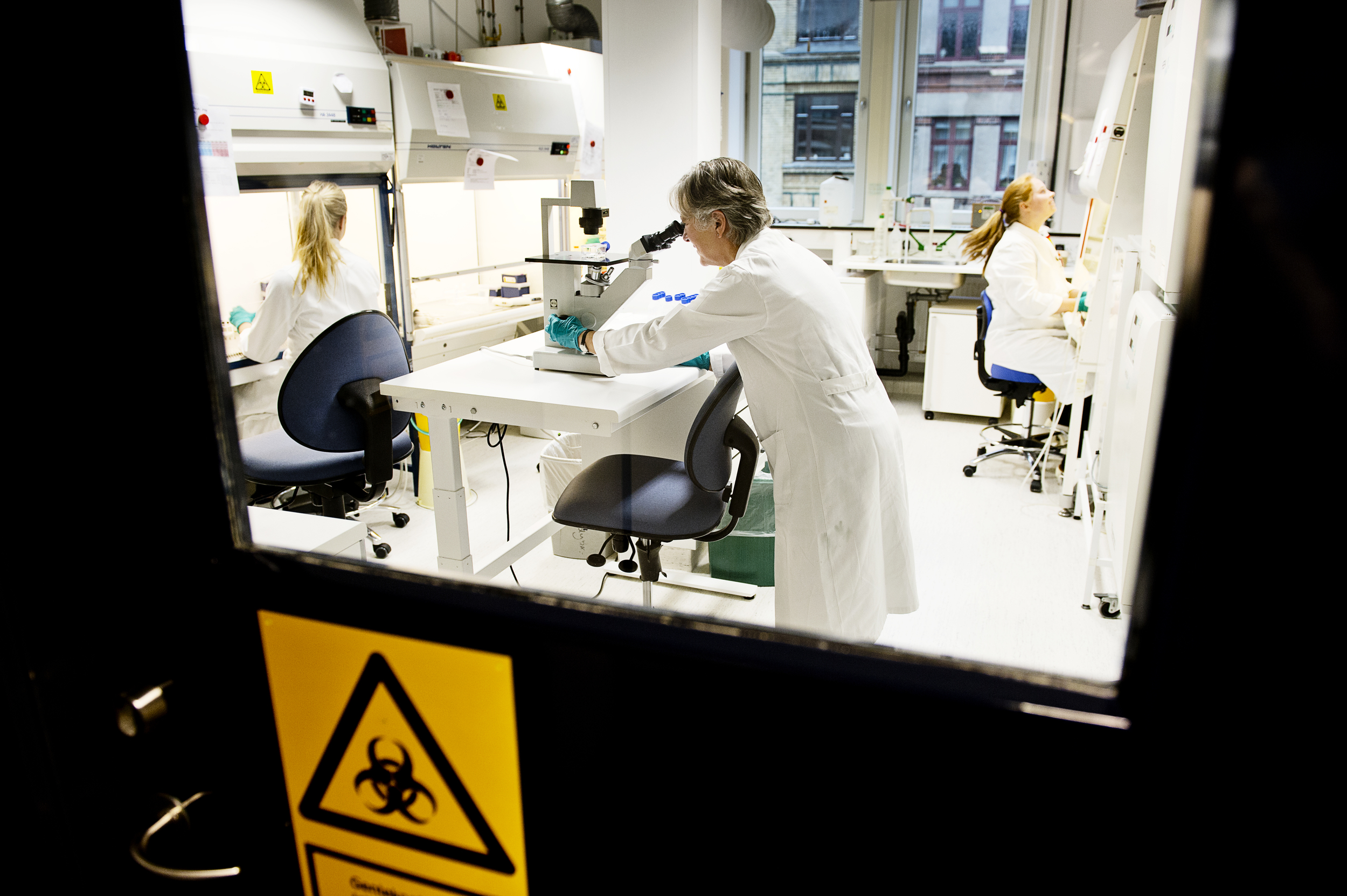 Kræftens Bekæmpelse, København