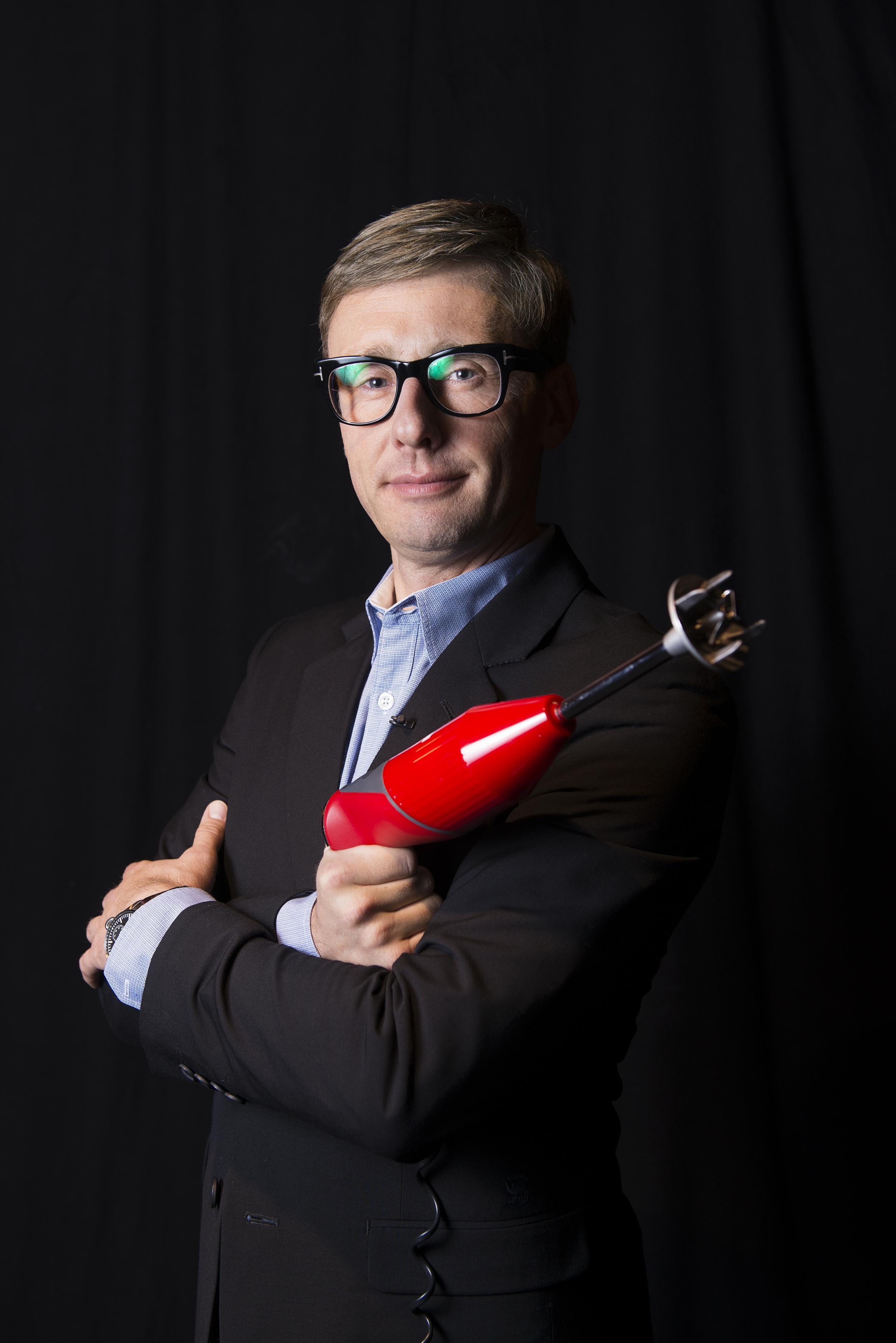 Morten Heiberg, kok