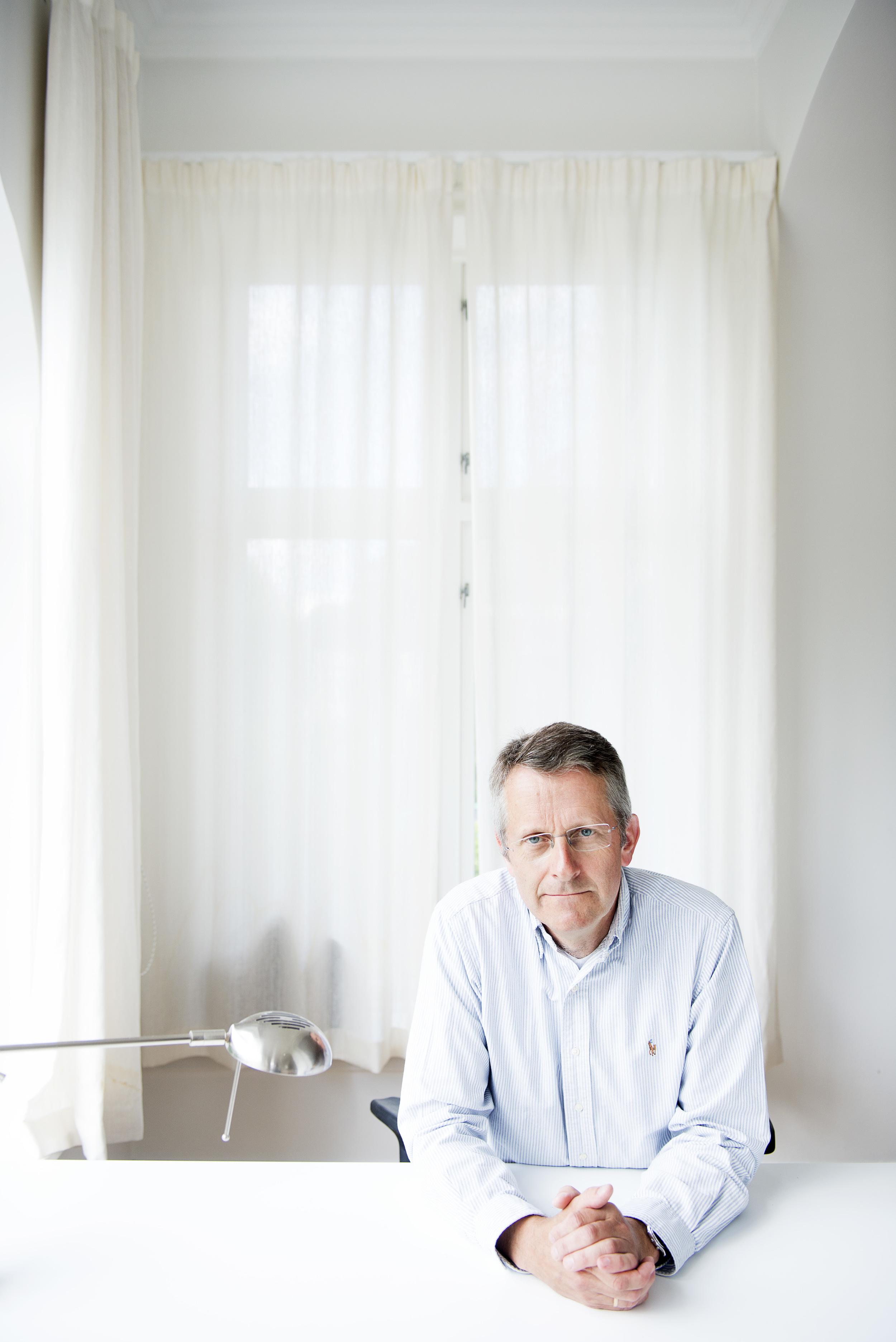 Mads Bryde Andersen, formand for Finanstilsynets bestyrelse