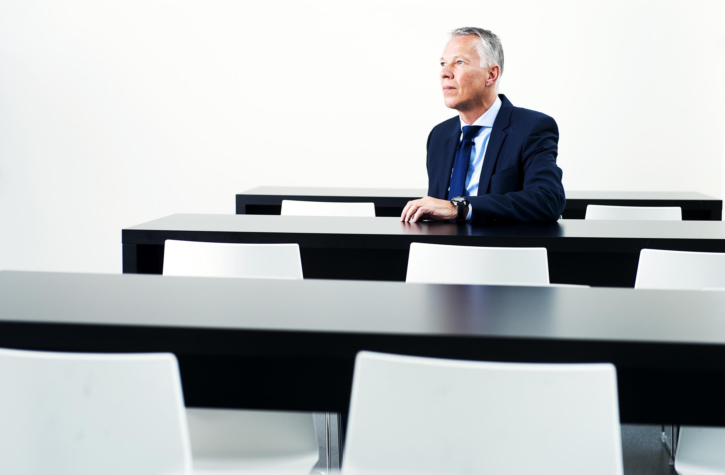 CEO Lars Marcher, AMBU