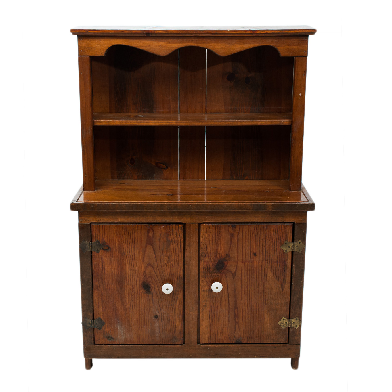 Child's Wooden Hutch