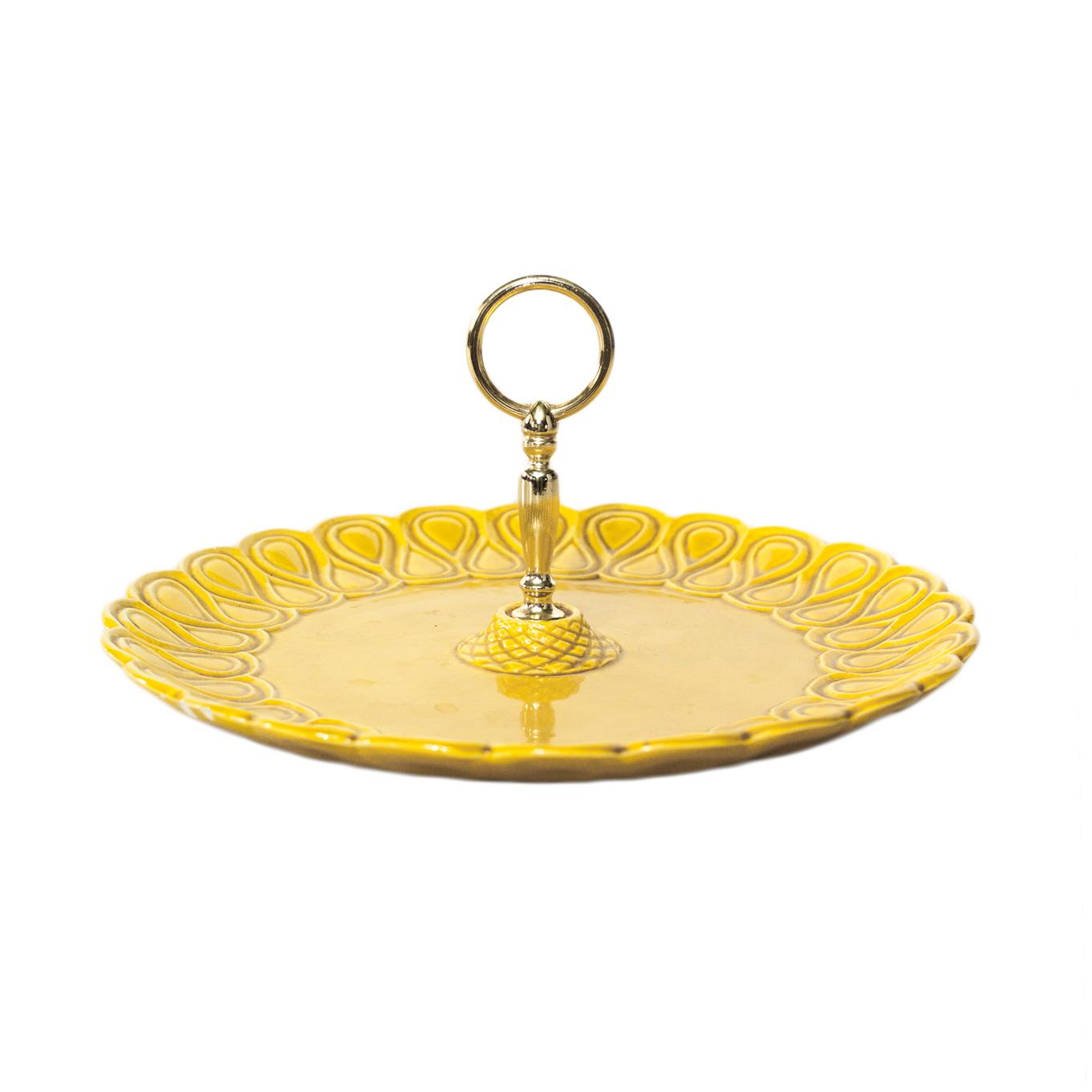 Mid Century Platter
