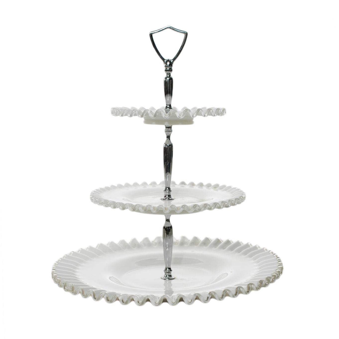3 Tier Dessert Platter
