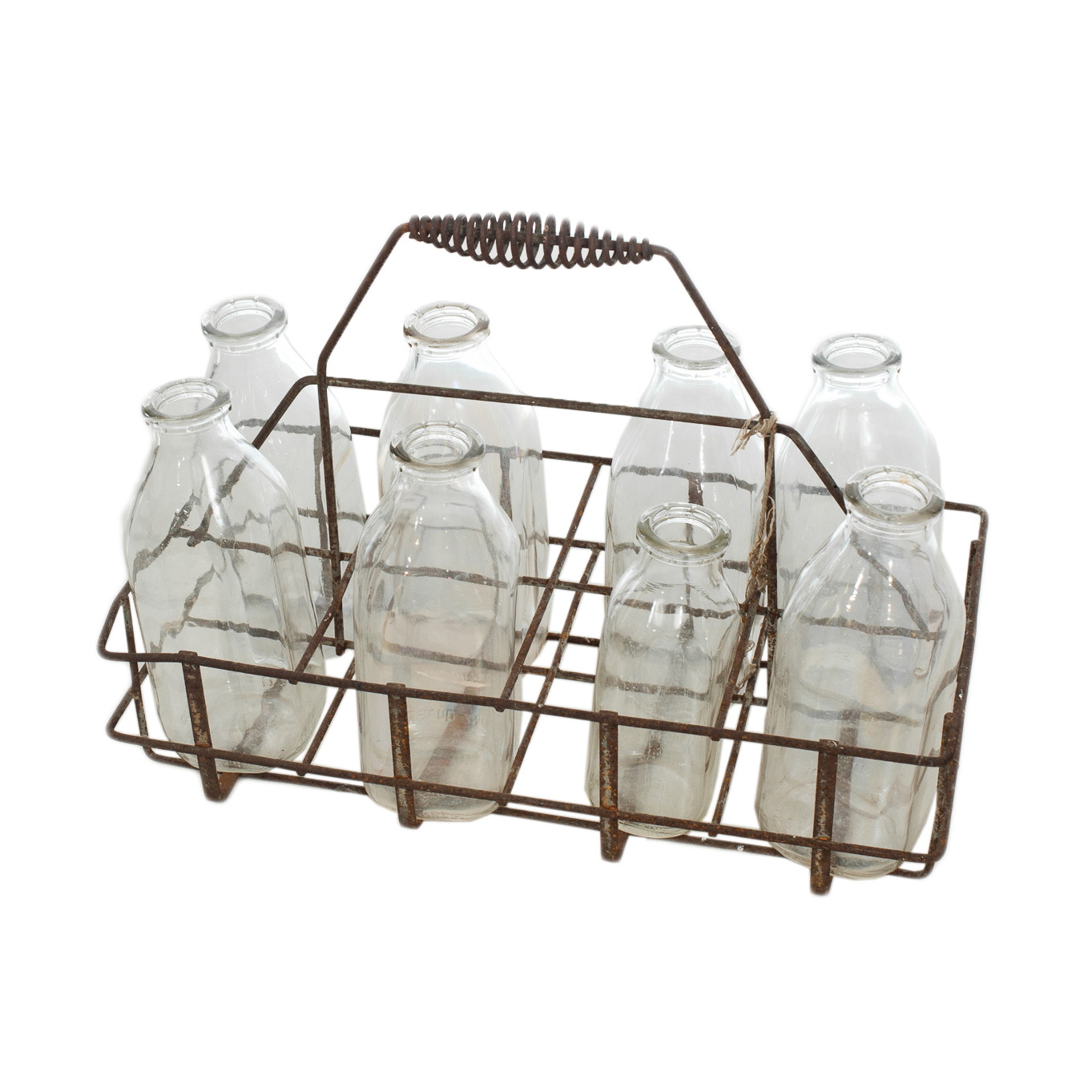 Milk Bottle Carrier