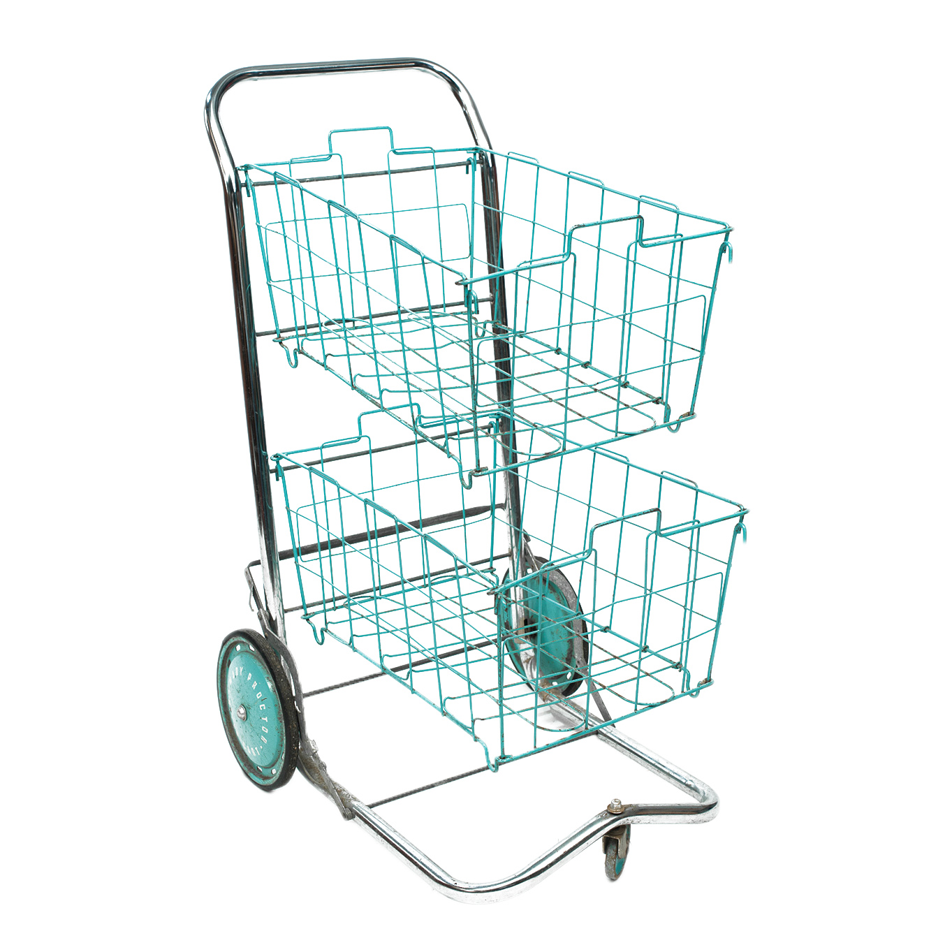 Mary Proctor Hi-Low Cart