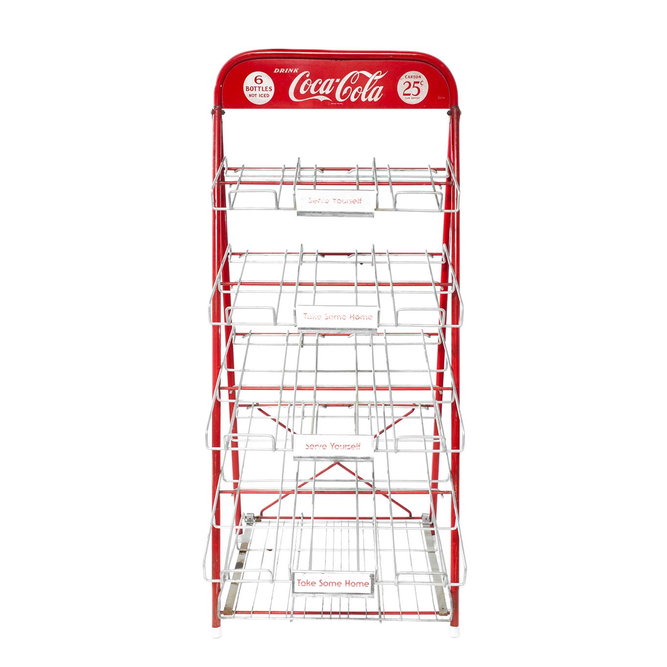 Coca Cola Display Stand