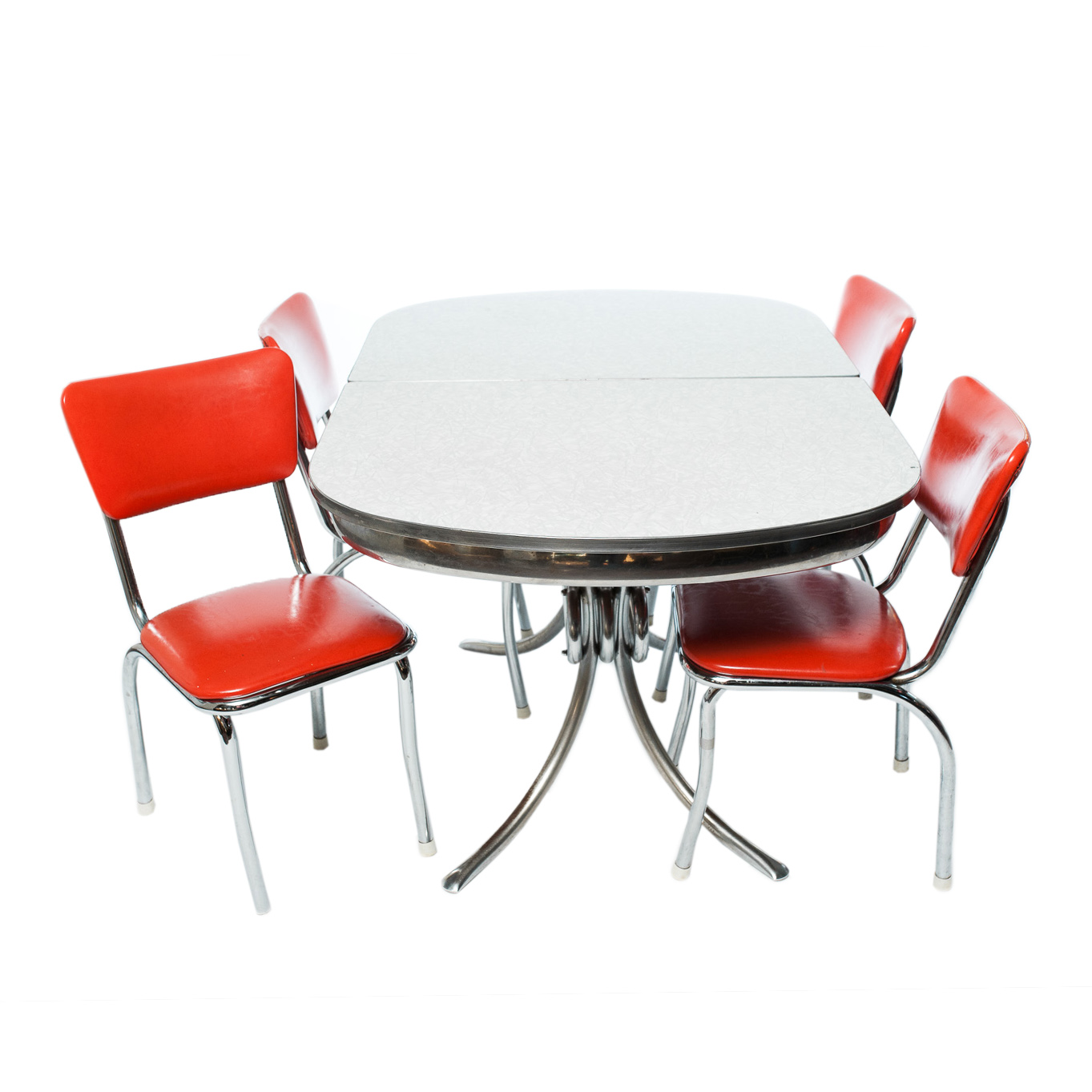Formica Table & Chairs