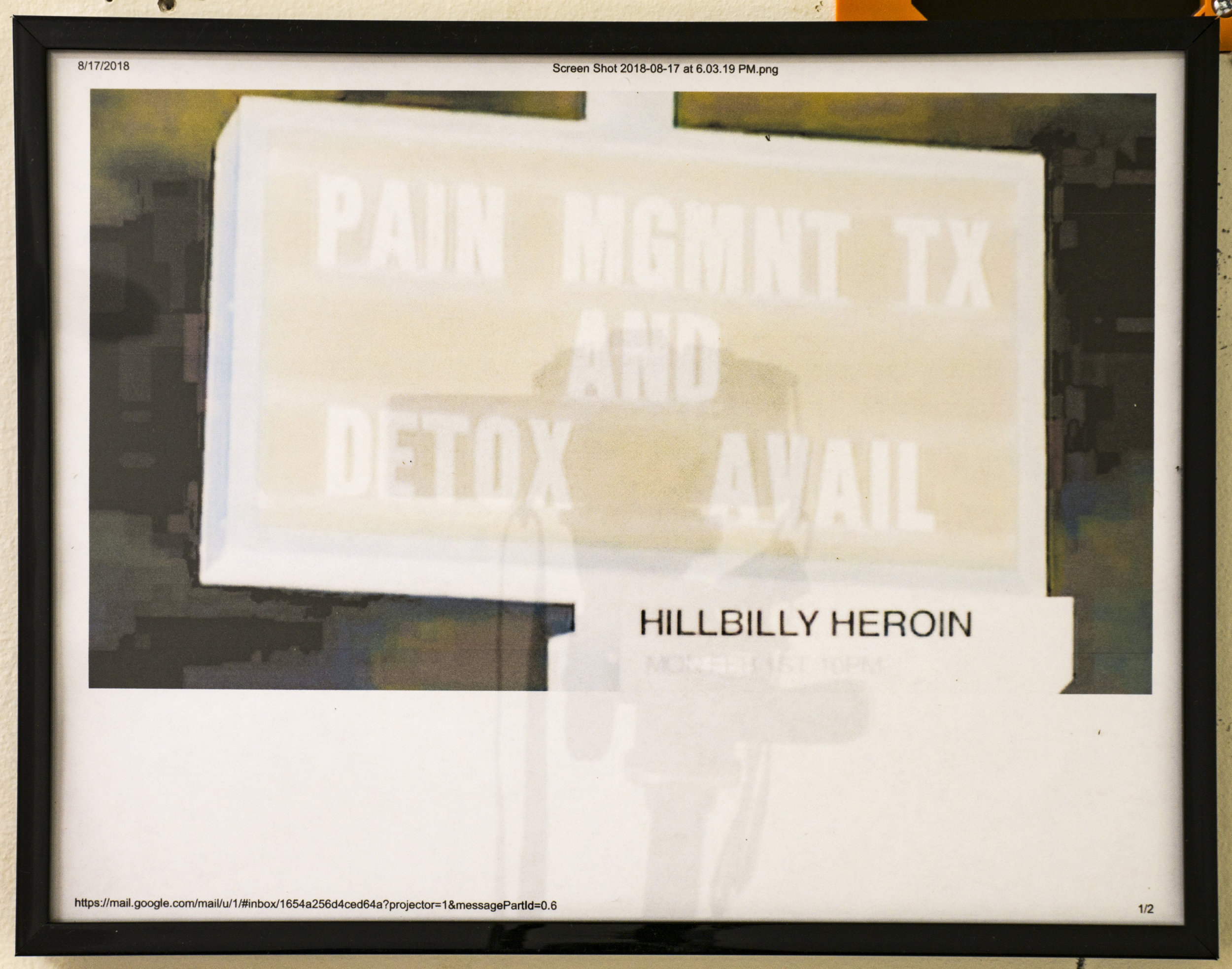 """Pain MGMNT TX, 9""""x12"""""""