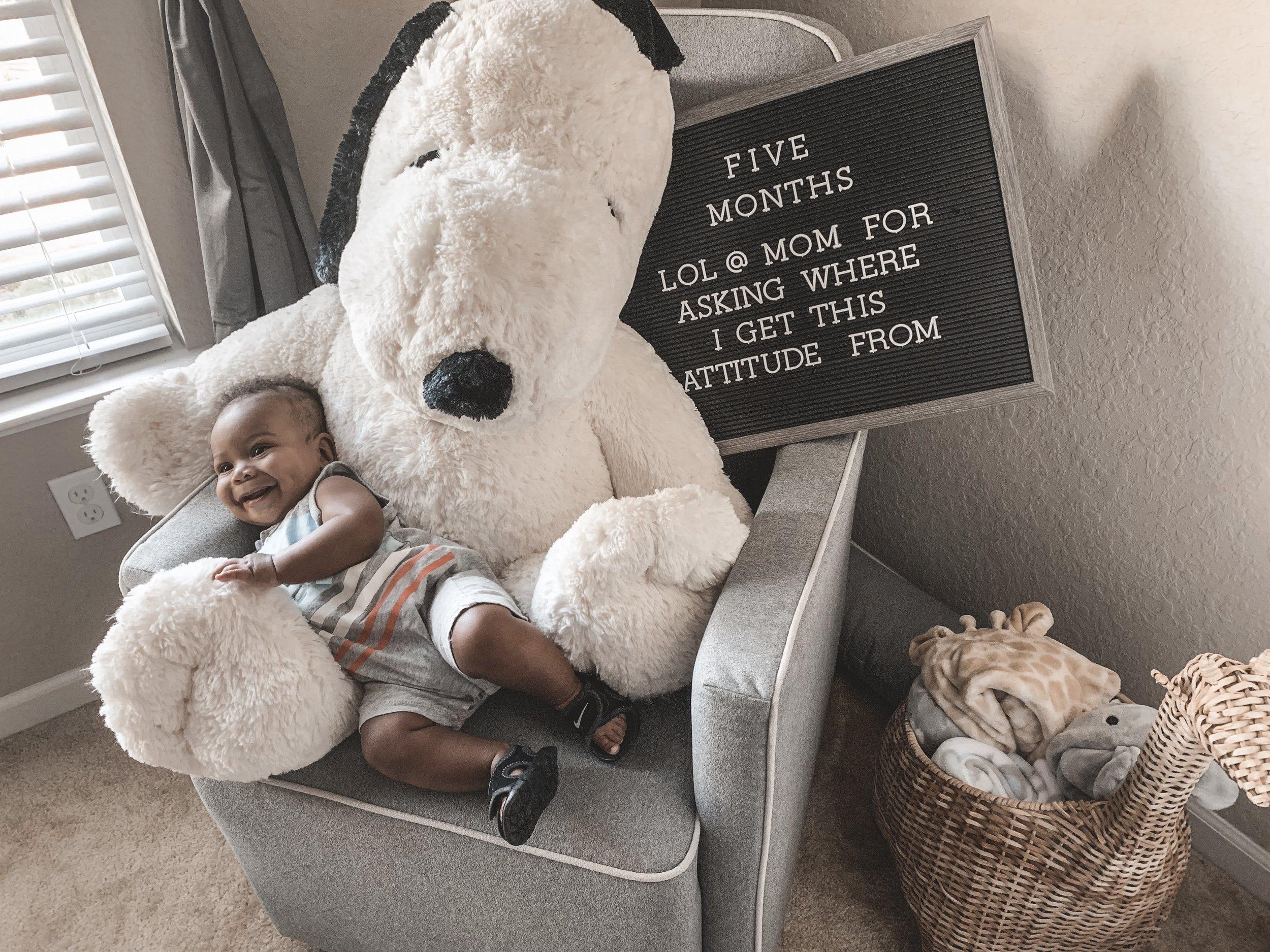 micah 5 months
