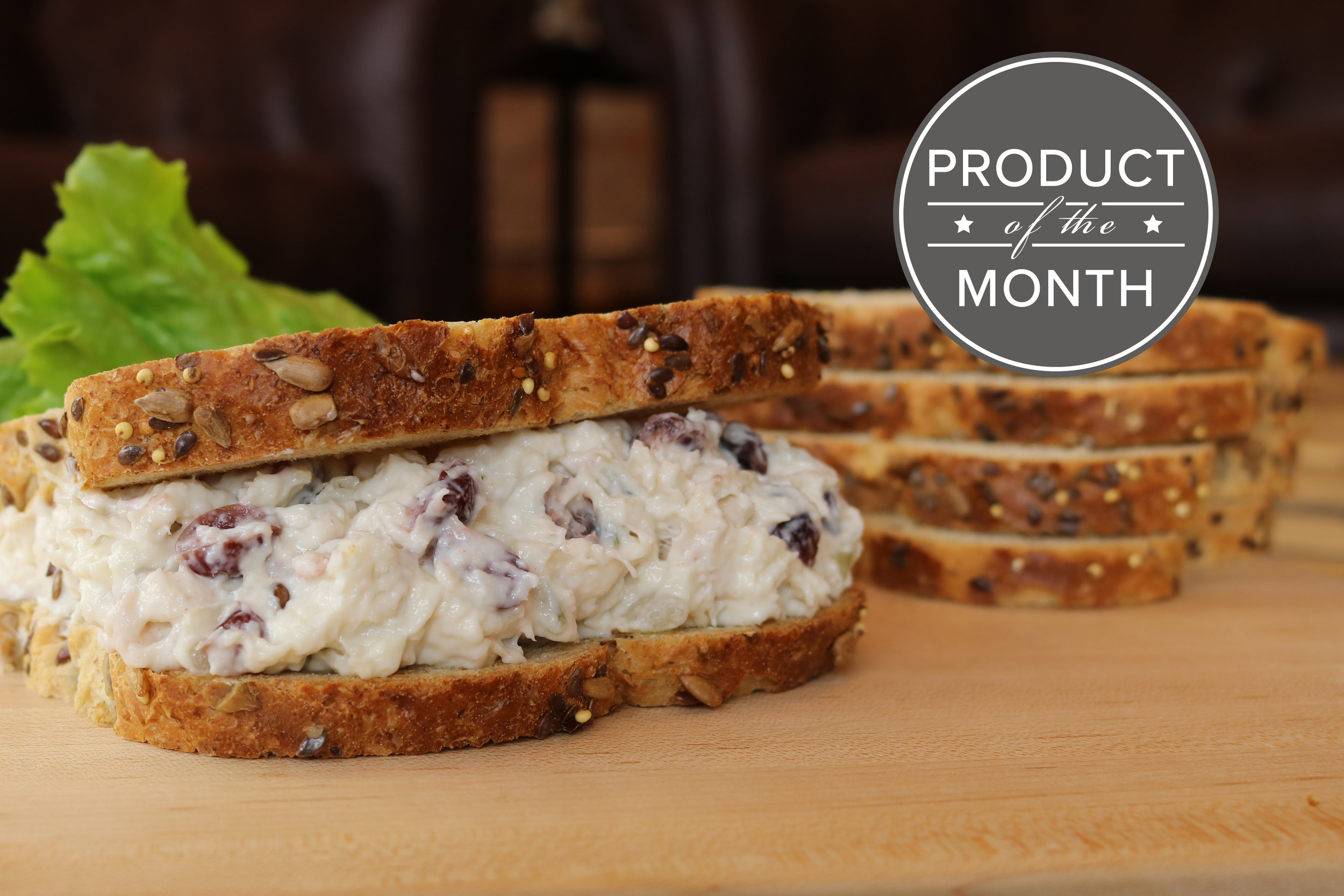 Mrs. Gerry's White Chicken Salad with Cranberries