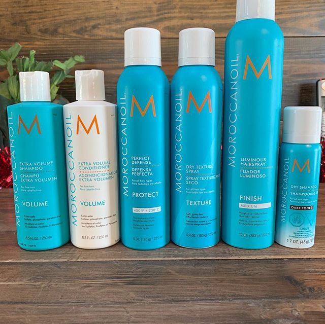 Key to healthy hair? Start by using good products. Stop by at Salon West to pick up some of people's favorites! 😊 #moroccanoil #kevinmurphy #healthyhair #hair