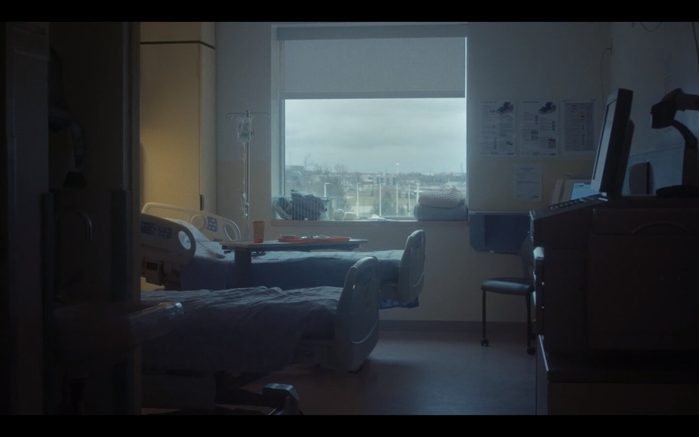 NOURISH - ODE TO THE HOSPITAL TRAY
