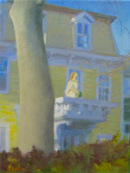 The Figurehead House