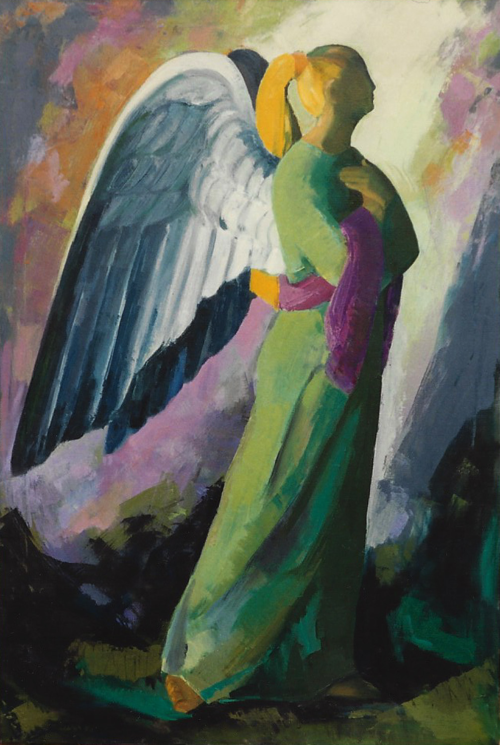Angel of Humility