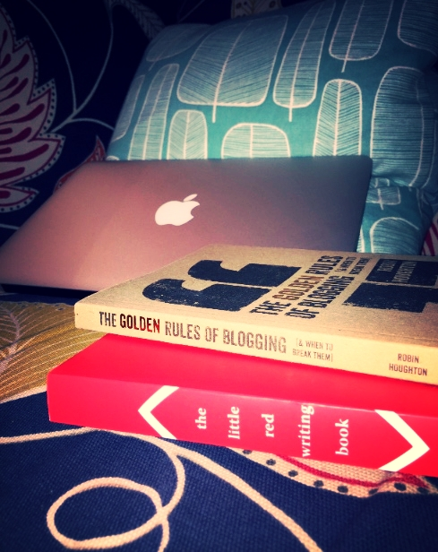 Books, web design course and a new laptop!