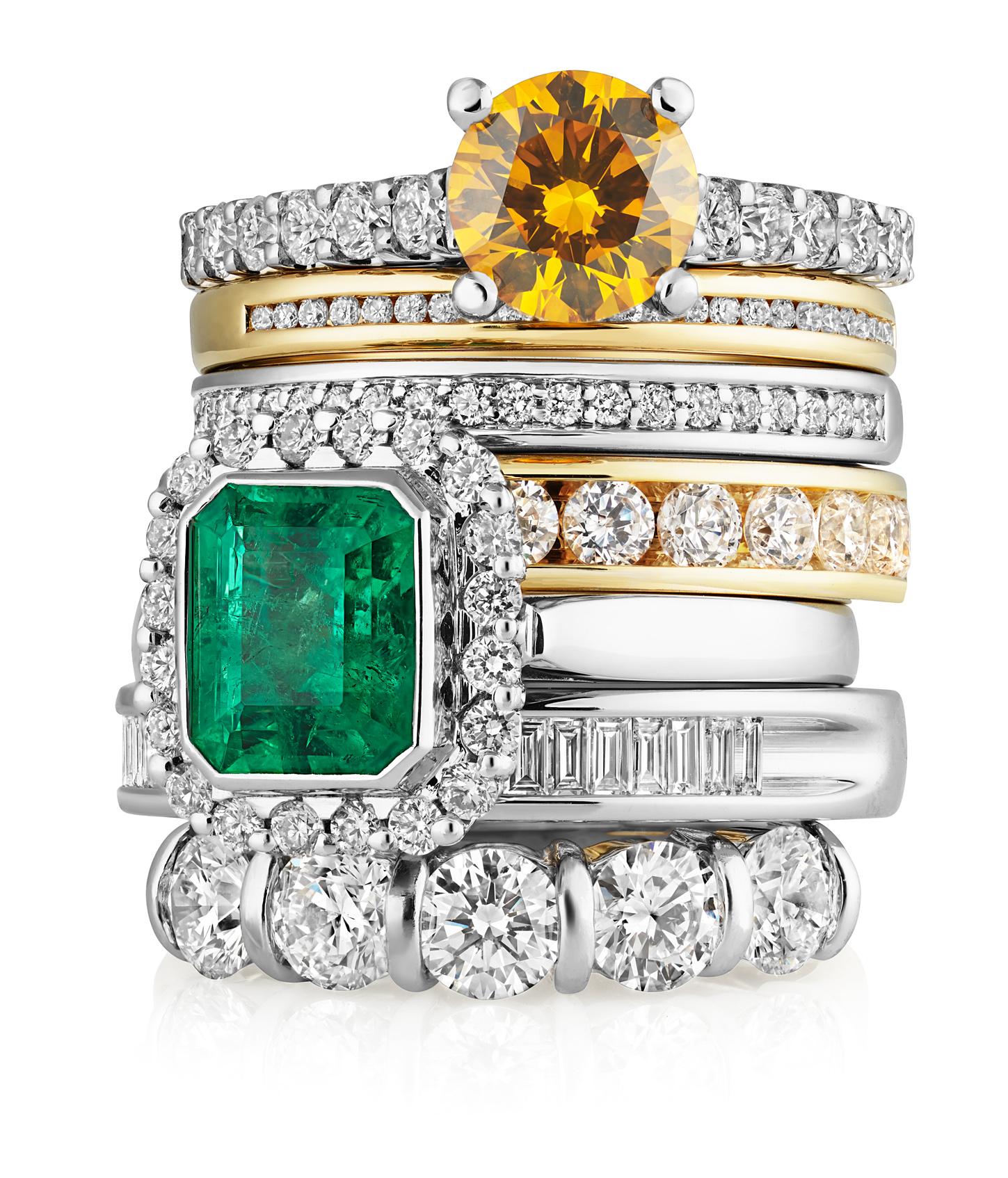 Rings that rock from Diamondology