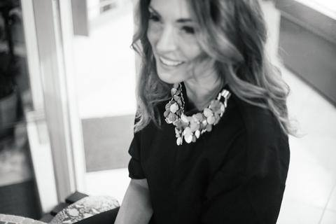 Claire Campbell - Founder of Island Threads