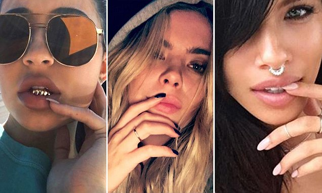 Embrace the fingermouthing craze