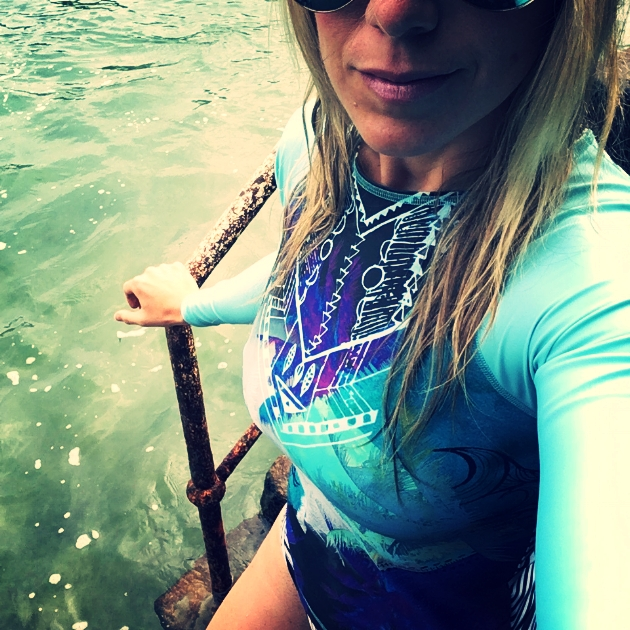 Rash vest from The Surfyard