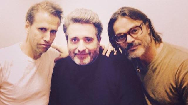 Producer/Writer KURT BRUNGHARDT, Performer JERRY DEAN, and Director MARIO SORRENTI