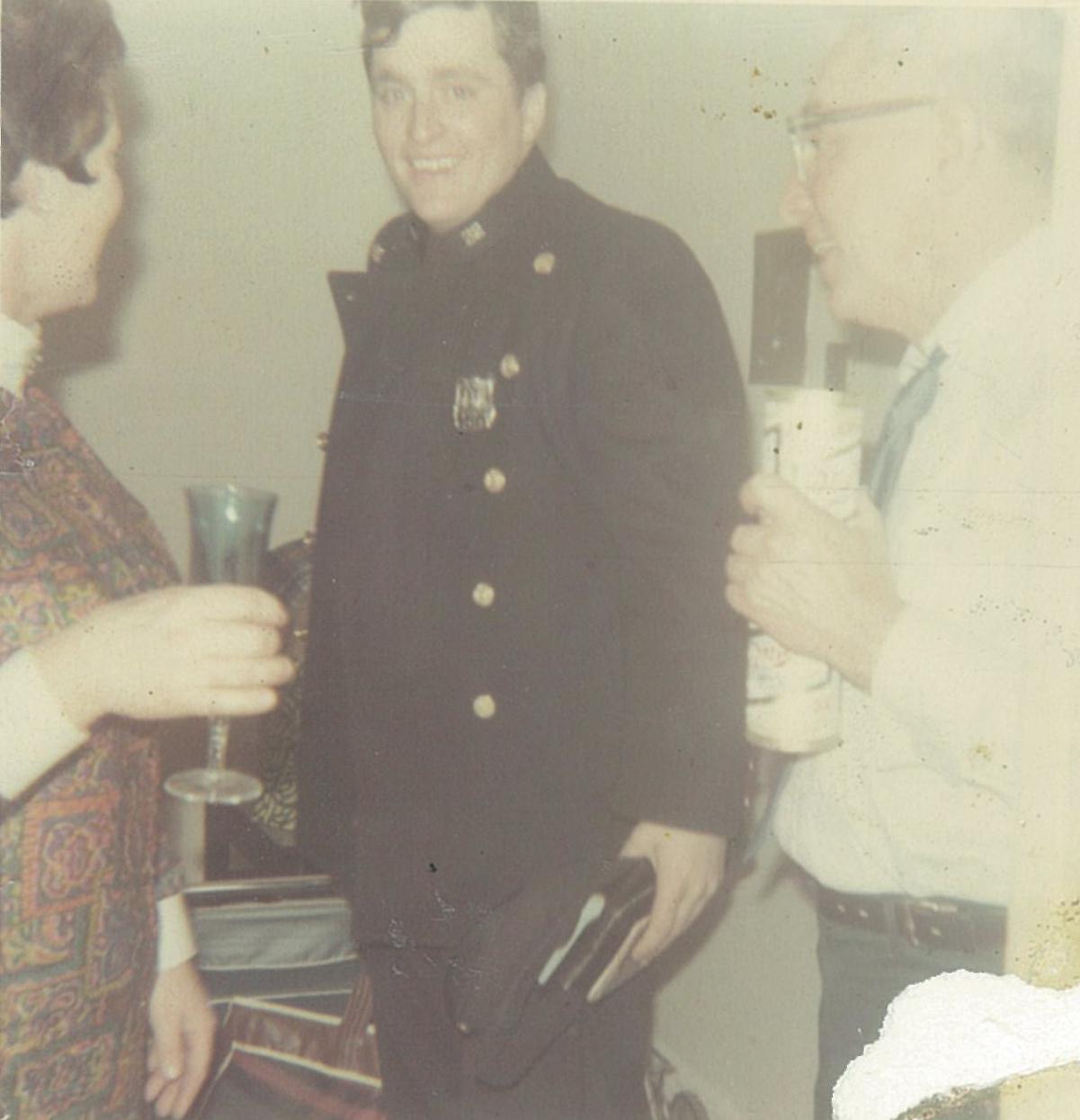 Jerry's father, Joe Dean