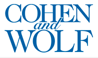 Cohen and Wolf logo.png