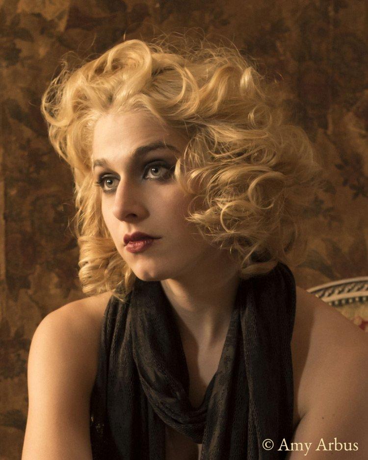 Lari Manz Hair & Makeup, Hudson, NY | Photo by Amy Arbus