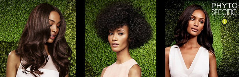 PHYTO SPECIFIC products for African-American and Afro-Caribbean hair
