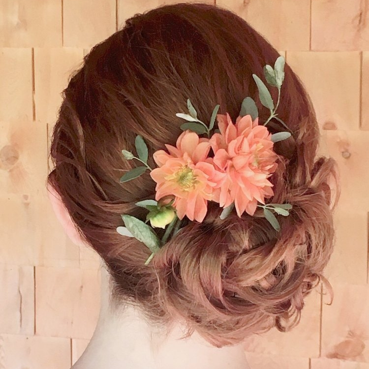 Event Styling / Updo - Elegant hairstyles to fit your personal style for every occasion.